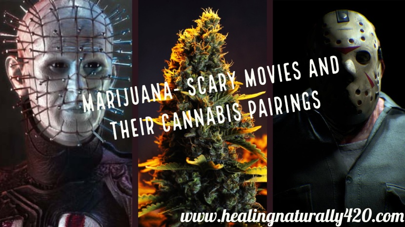 13 Cannabis Strains and Their Scary Movie Pairings