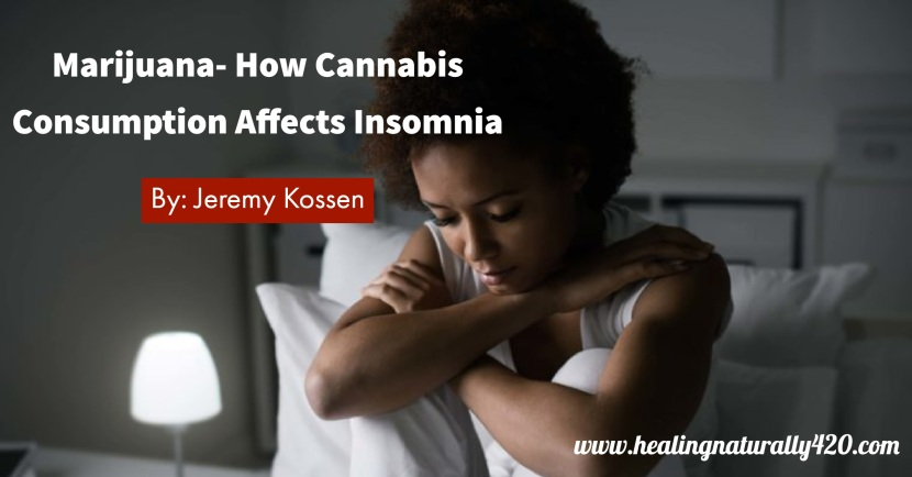 How Does Cannabis Consumption AffectInsomnia?