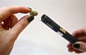 weed vaping