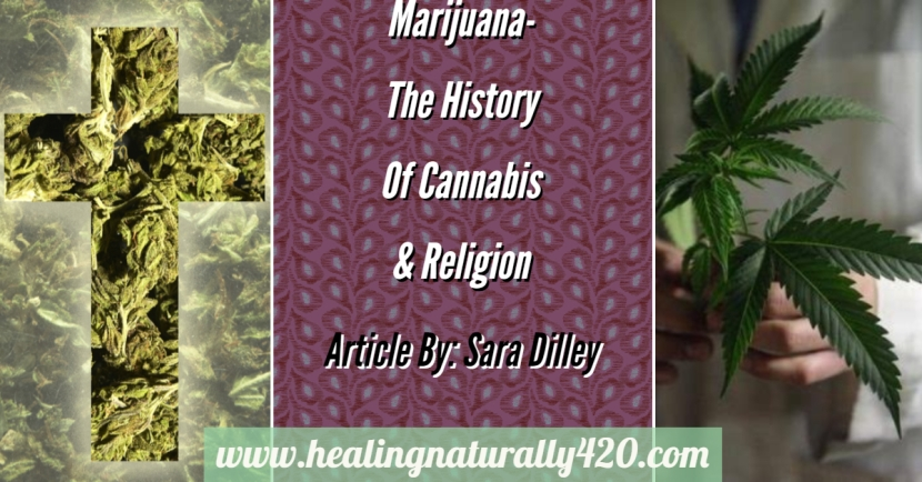 A Gift From the Gods: The History of Cannabis and Religion By: Sara Diley