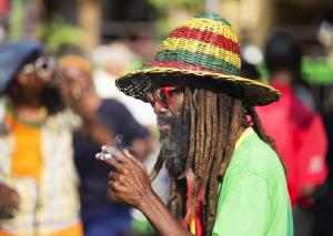 jamaican smoking